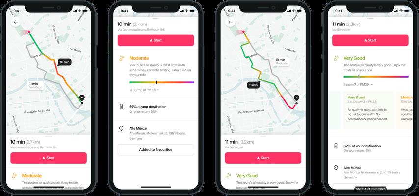 Navigations-App Cowboy