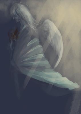 暗がりの天使