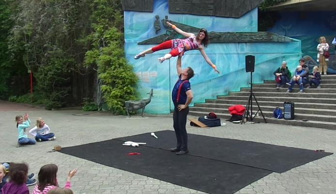 Comedy Akrobatik