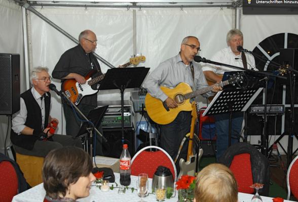 """BUNTGLAS - eine """"junge"""" aufstrebende Band - private Feier 12.10.2013"""