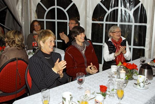 Private Feier 12.10.2013 - 3 Musikerfrauen