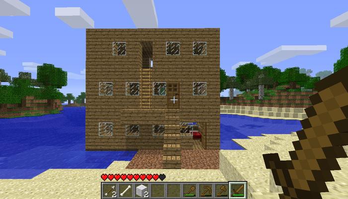 Minecraft Builds - fletchlingminecraft