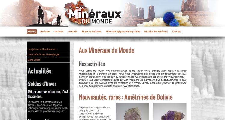mineraux-du-monde.com
