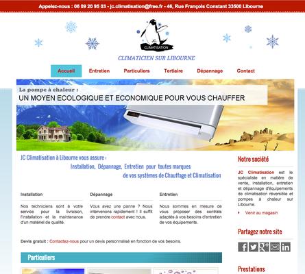 jc-climatisation.com