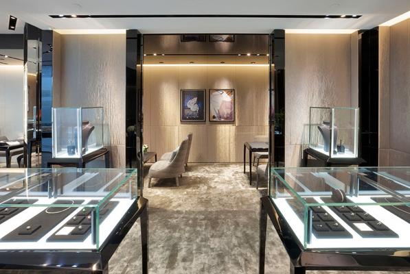 Jewellery Store Harrods
