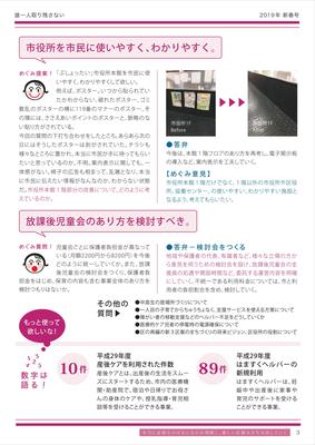 浜松Happy化計画レポート Part2 - 2019新春号 ページ3