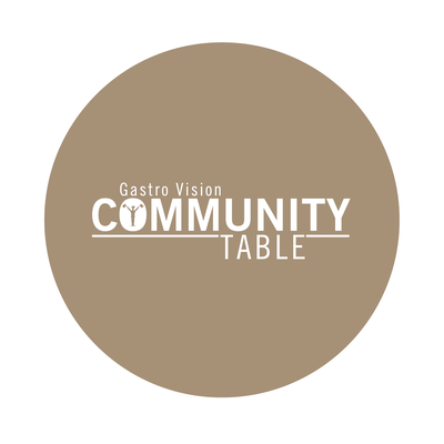 Gastro Vision - Community Table