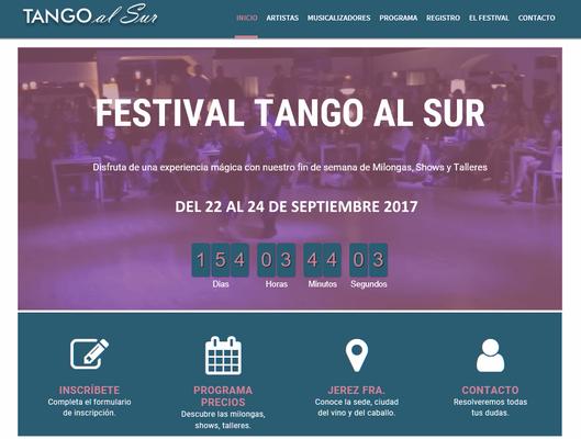 Festival Tango al Sur