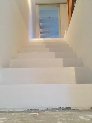 treppe naturofloor weiss versiegelt