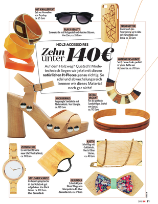 KERBHOLZ//IN das Premium Weekly No.40, September 24, 2015