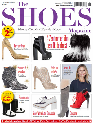 The Shoes Magazine 1/2015