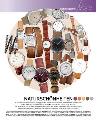 KERBHOLZ//Women´s Health June 2015