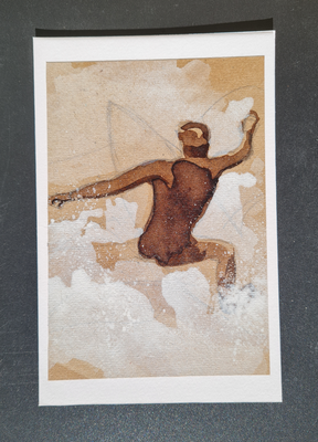 surfcard study for printmaking 20 FEB 2