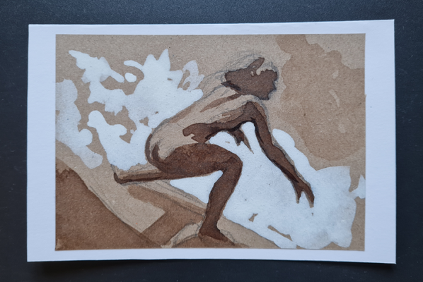 surfcard study for printmaking 09 FEB 1