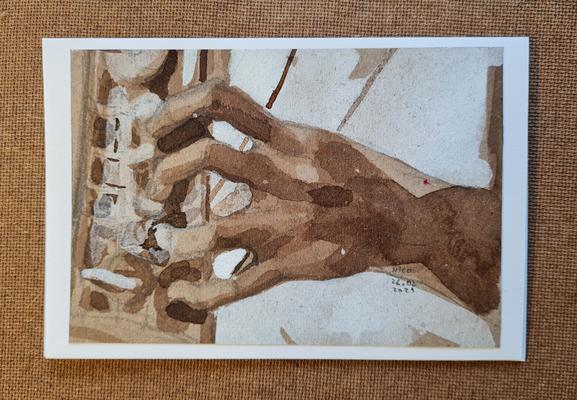 crema e gusto  jazz hand study 26 FEB 3
