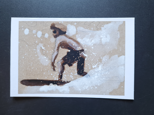 surfcard study for printmaking 16 FEB 3