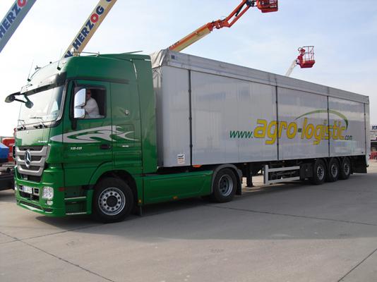 LKW Beschriftung Transporter und Firmenbeschriftung, Teilbeklebung und Vollverklebung - Blickwerbung aus Crailsheim