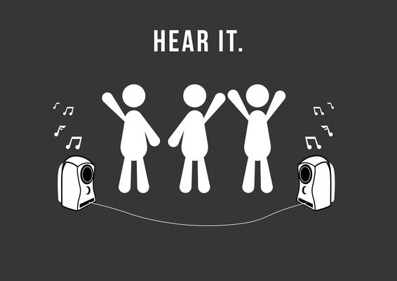 Hear it