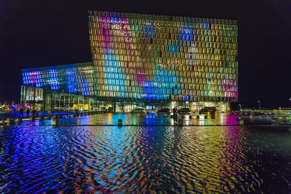 Harpa Concert and Conference Centre - Copyright Ragnar Th. Sigurdsson / Visit Reykjavik