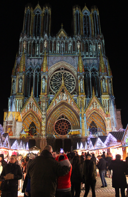 Best Christmas Markets in Europe - Reims - Copyright Pauline Colin