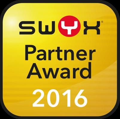 Swyx Partner des Jahres 2016