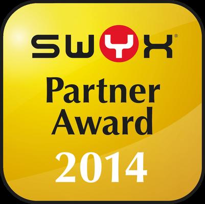 Swyx Partner des Jahres 2014