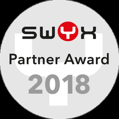 Swyx Partner des Jahres 2018