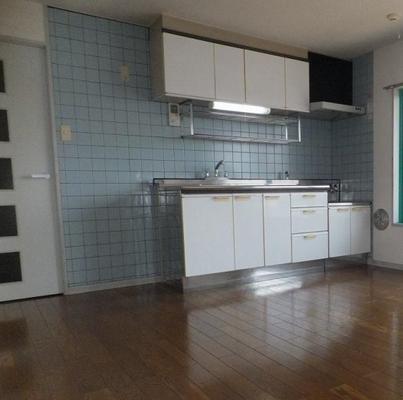 501号室 キッチン