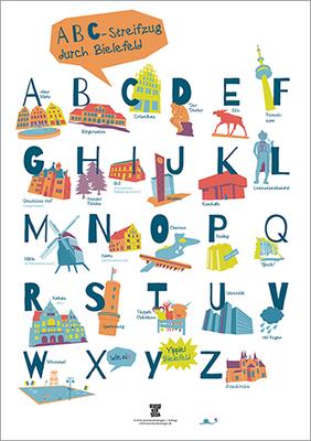 ABC-Bielefeld-Plakat