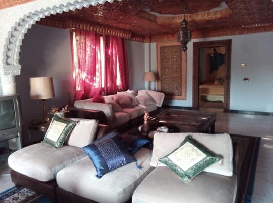 Villa La Calas de Mijas Costa del Sol Andalusien Wohnzimmer