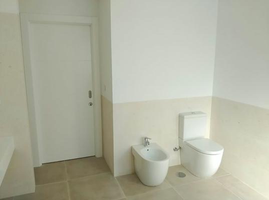 Chalet Neubau Torre del Mar Bad/WC