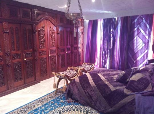 Villa La Calas de Mijas Costa del Sol Andalusien Schlafzimmer