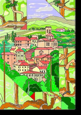 5.2.- impressionen-Toscanan-Santa-Luce     / 250.- €