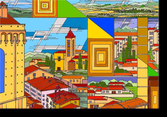 5.3.- Impressionen Toscana-Siena        /   300.- €