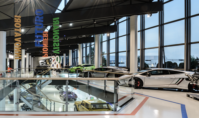 Guide In Bologna - Museo Lamborghini