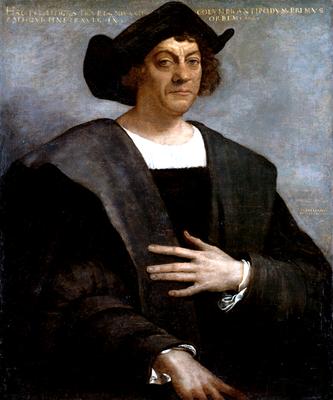 Portrait Christoph Kolumbus
