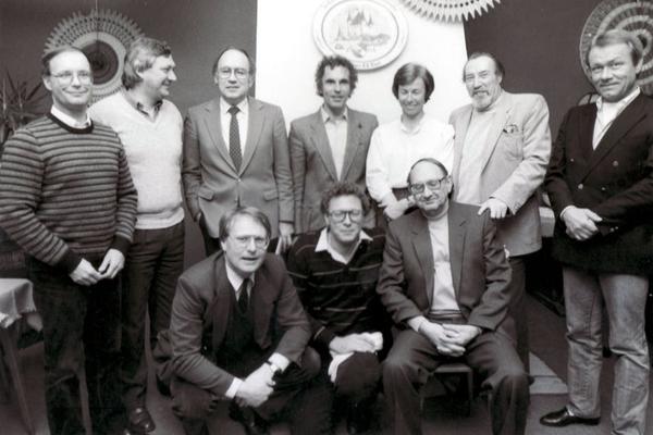 Vorstand des OTC 1985
