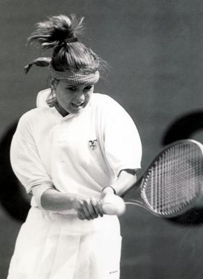 Hana Adamkova 1. Damen-Mannschaft 1991