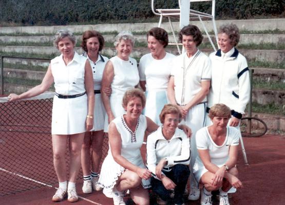 1. Seniorinnen-Mannschaft, Oberliga 1978