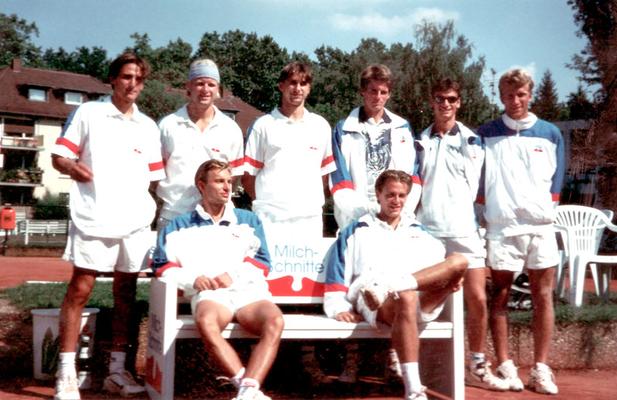 1. Herren-Mannschaft, Oberliga 1995