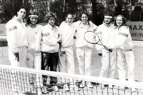 Damen 30, Regionalliga 1997