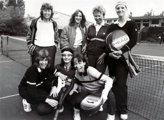 1. Damen-Mannschaft, 2. Regionalliga 1983