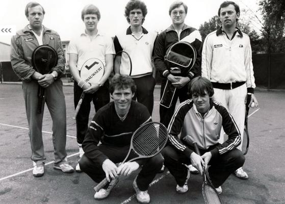 1. Herren-Mannschaft, Oberliga 1985