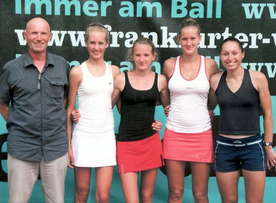 1. Damen-Mannschaft ist Verbandsligameister 2010