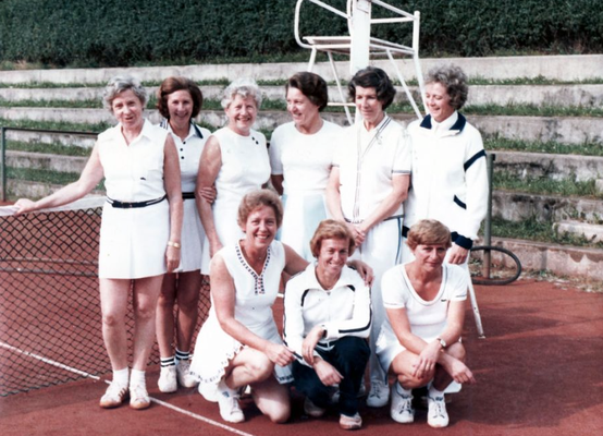 1. Seniorinnen-Mannschaft, Hessische Mannschaftsmeister 1978