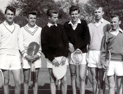 Hessische Jugendmannschaftsmeister 1957/58