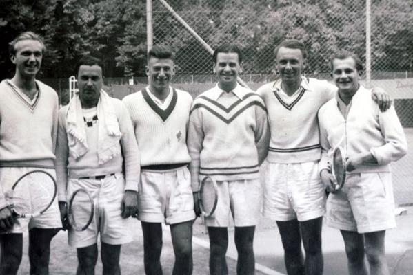 1. Herrenmannschaft 1954