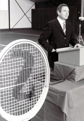 Erich Benz, Präsident des OTC 1979-1981