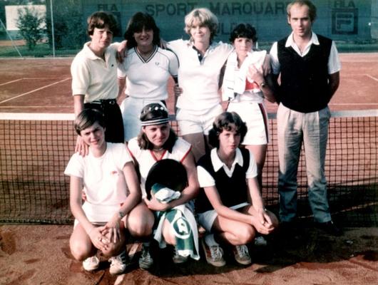 Hessischer Vizemeister der Juniorenklasse 1980