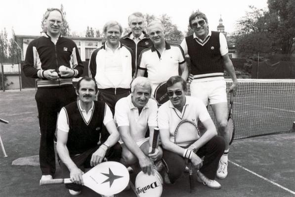 1. Senioren-Mannschaft, Hessenliga 1982